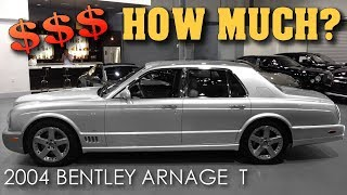 how much did it cost owning a bentley arnage video 5. Cars Review. Best American Auto & Cars Review