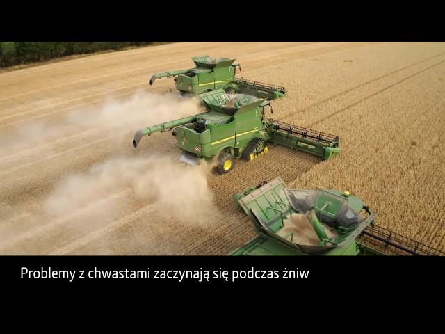 Moduł mechanicznego niszczenia nasion | John Deere PL