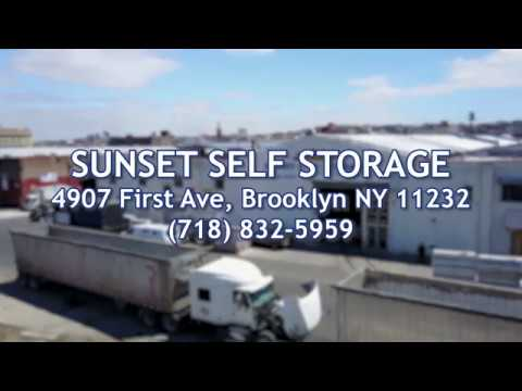 Self Storage Units in Brooklyn NY & Self Storage Units in Brooklyn NY - YouTube