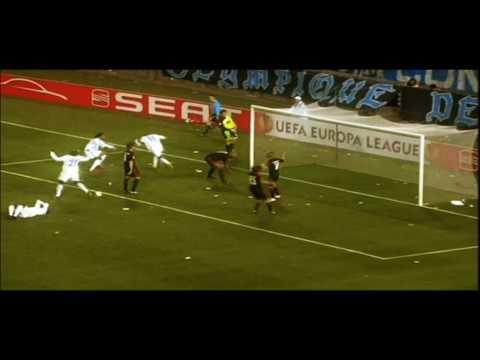 Europa League || Benfica vs Marseille|| Mission successful