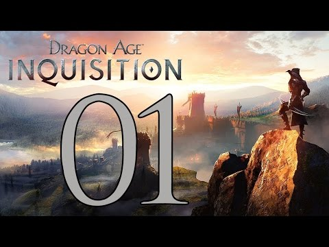 Dragon Age: Inquisition - Gameplay Walkthrough Part 1: The Mark