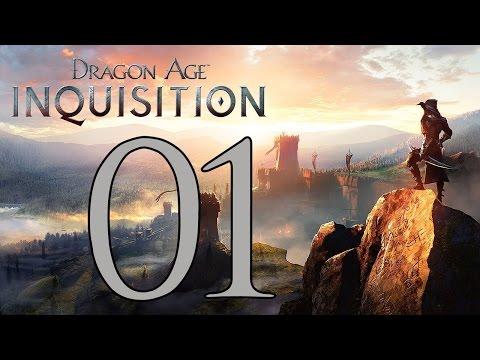 Dragon Age: Inquisition Gameplay Walkthrough