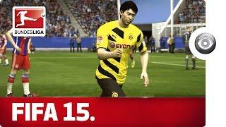 Bayern München vs. Borussia Dortmund - FIFA 15 Prediction with EA SPORTS