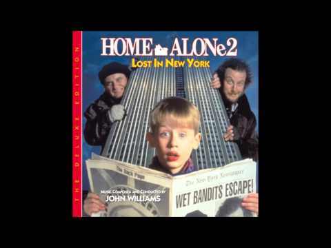 Home Alone 2: Lost in New York (OST) - We Overslept Again, Holiday Flight