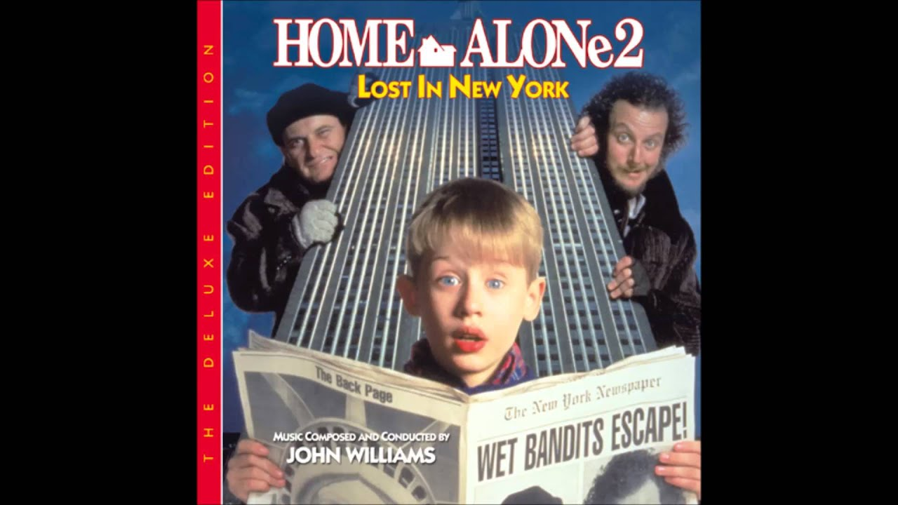 Home Alone 2 Lost in New York OST We Overslept Again Holiday