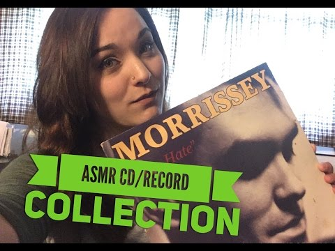 ASMR CD/Record Collection