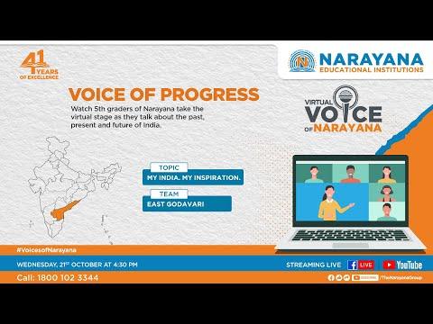 Virtual Voice of Narayana - Episode 15