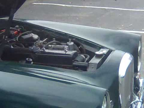 Alvis classic car