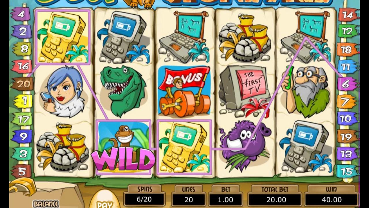 игровые автоматы astra каменный век