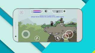 Mini Militia v3.0.136 3A Doodle Army 2 Hacked with apk editor 5BNo Root 5D 7BEverythin