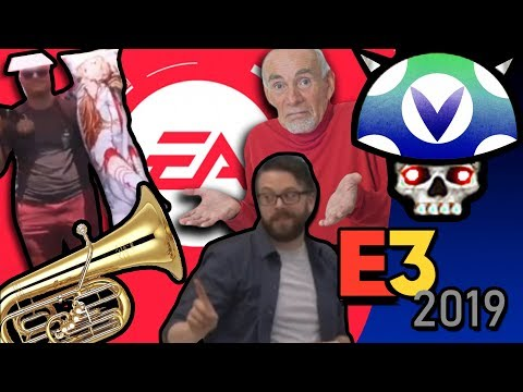 [Vinesauce] Joel - E3 2019: EA Conference ( With Chat )