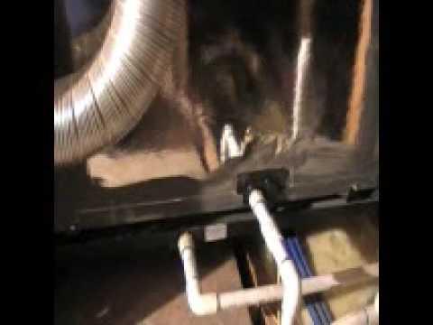HVAC  Drain Pan Replacement  YouTube