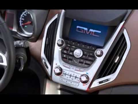 2014 Gmc Terrain Interior YouTube