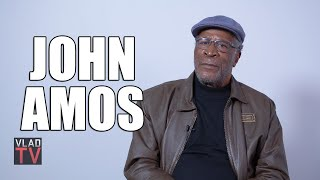 John Amos Wasn't Surprised Bill Cosby Got Convicted, Heard Rumors for Years (Part 8)
