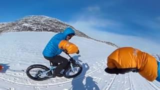 GREENLAND ICE TRIP 360VR