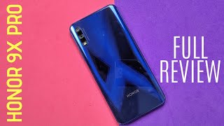 Honor 9x Full Review with Pros & Cons | Gupta Information Systems | Hindi