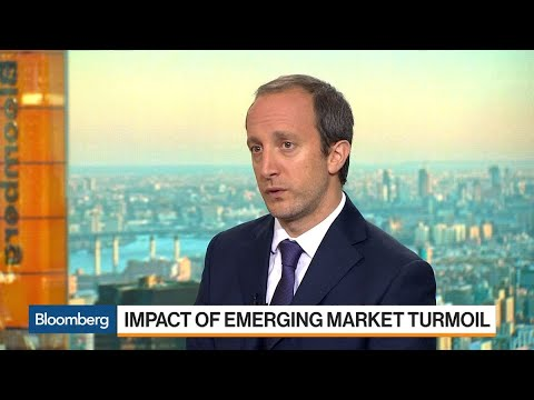OppenheimerFunds Sees 'Continued' Emerging Markets Turmoil