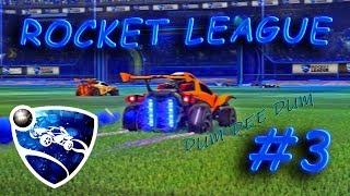 Rocket League - Dribble, Pass & Goals #3