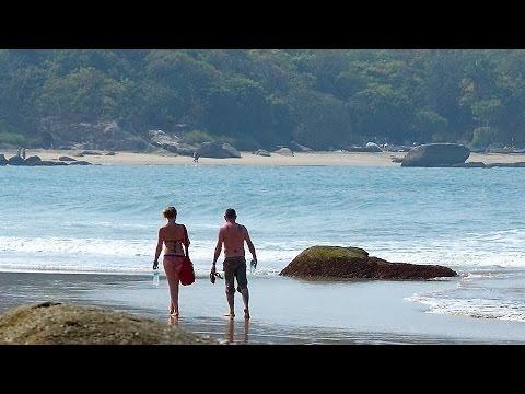 Agonda Beach Goa India