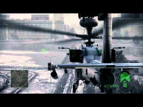 Ace Combat Assault Horizon :: (Mission 12) Motherland :: (HD) :: Difficulty Ace