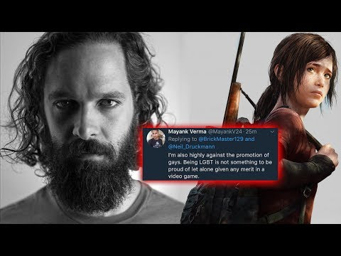 Neil Druckmann Posts Angry Tweet About The Last Of Us Anti-Diversity Comment