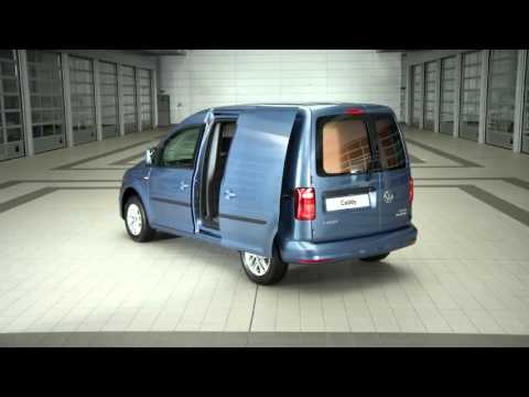 The New Volkswagen Caddy Range | Volkswagen Commercial Vehicles
