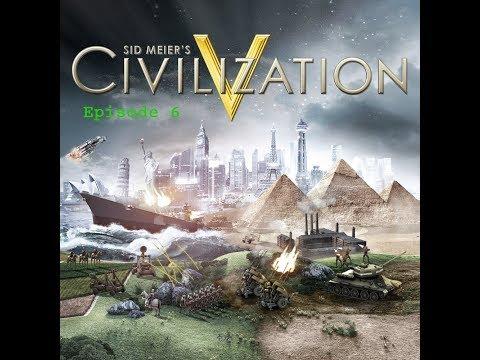 CONNECT PLS (Sid Meier's Civilization V Episode 5) |
