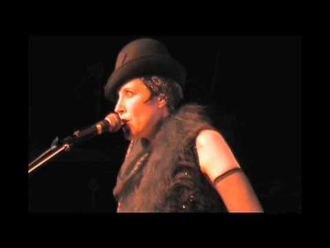 "Jill Tracy - ""Torture"" Live in Portland"