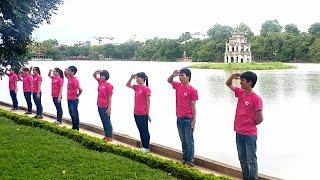 """[YOUTH DAY 2015] OFFICIAL DANCE OF YOUTHDAY 2015 """"Việt Nam đất nước tuyệt vời"""""""