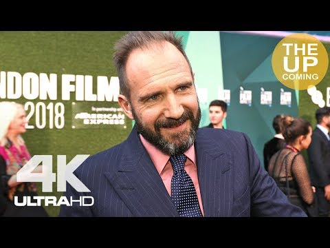 Ralph Fiennes On The White Crow At London Film Festival Premiere