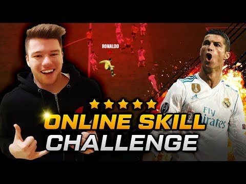 ONLINE SKILL CHALLENGE | FIFA 18