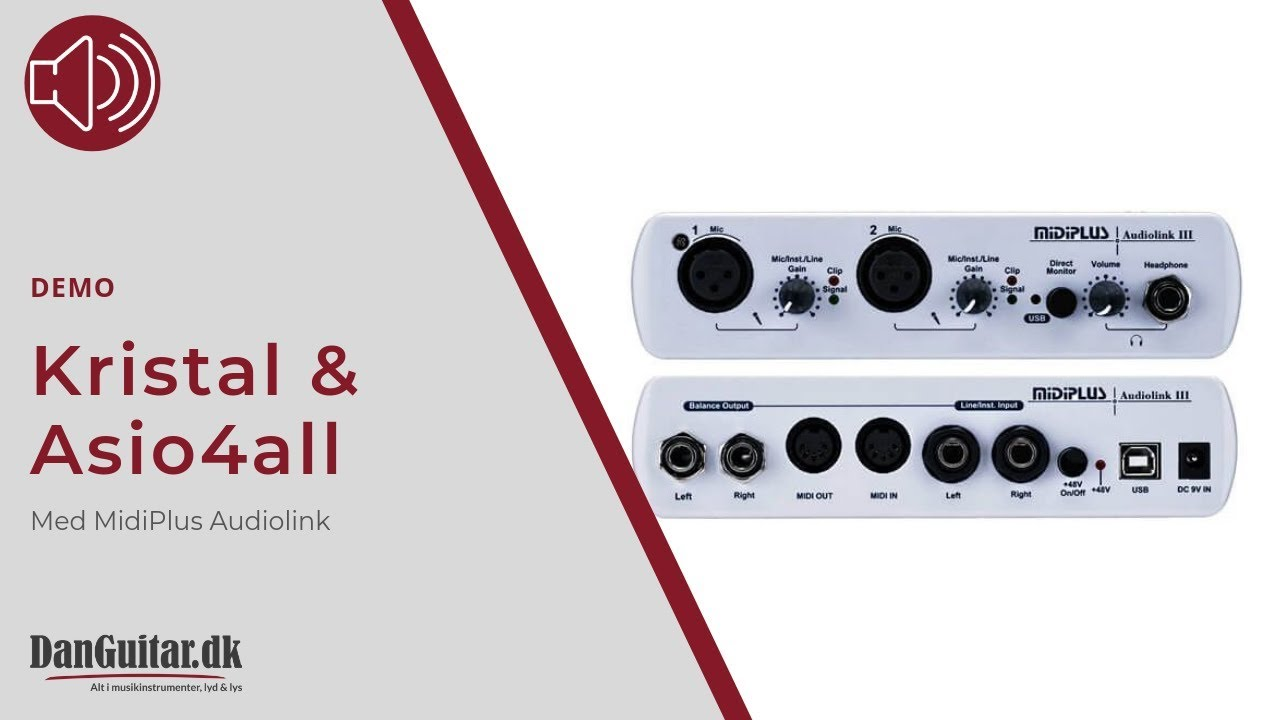 AUDIOLINK MIDI PLUS 64BIT DRIVER DOWNLOAD