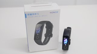 Honor Band 5 A Good Budget Fitness Band