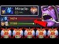 WTF!? Miracle [RIKI] Farm Faster Than Alchemist - TOP mmr Dota 2 Gameplay
