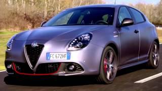 Alfa Romeo Giulietta po liftingu