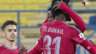 الأهداف | الدحيل 3 - 1 الأهلي | دوري قطر غاز تحت 23 سنة