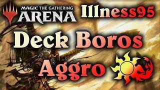 white weenie Rosso Competitivo per farmare su MTG Arena! La guida by illness95