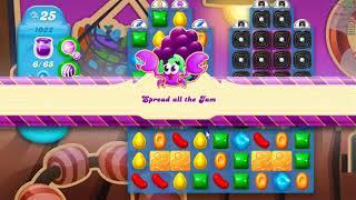 Candy Crush Soda Saga Level 1021, 1022. level 1023 and Level 1024