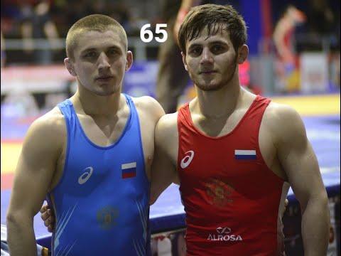 Сумашедший  финал до 65 кг, СКФО 2020 до 21 года.