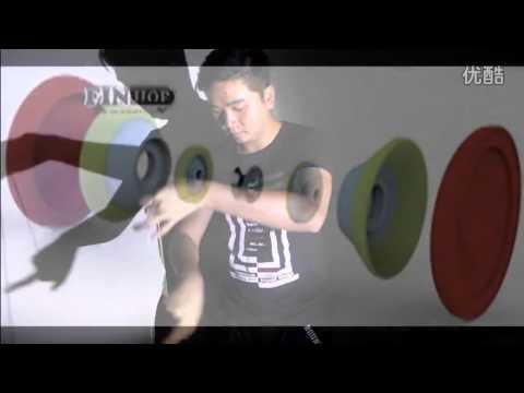 Yoyo. Y Ghost Fire by China National Yo-yo Champion Chen Jia Lin