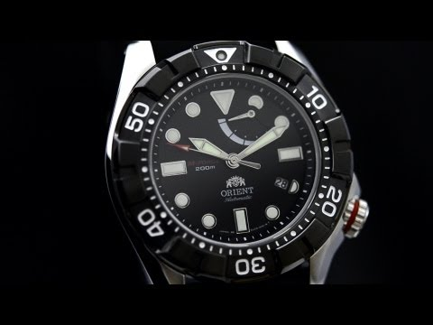 Orient Watch SEL03004B0 - M-Force Air Diver