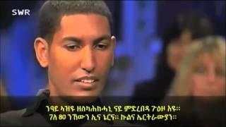 Eritrea 2016: Zekarias Kebraeb speaks about his German book.