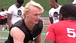 Michigan St Commit : QB Rocky Lombardi '17 : Valley High S(West Des Moines, IA) TheOpening Spotlight thumbnail