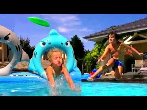Challenge Jeux Olympique de la Piscine  Defi Fun  YouTube