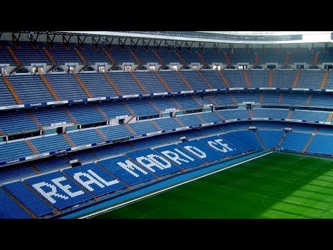 Visita a Santiago Bernabeu -  Estádio do Real Madrid