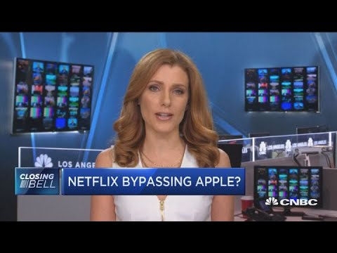 Netlfix bypassing Apple's iTunes to collect more subscription revenue Mp3