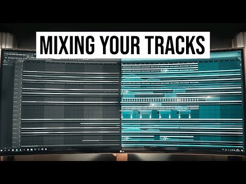Mixing YOUR Tracks!