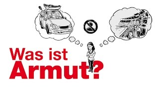 Was ist relative, was absolute Armut?