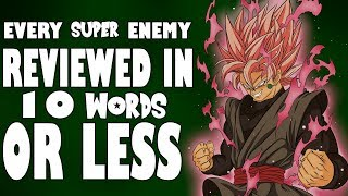 Every Dragon Ball Super Enemy Reviewed in 10 Words or Less thumbnail