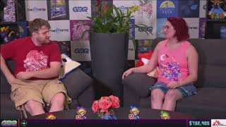 """Sgdq 2018 Cringe """" T R A N S """" Flashes 100k Viewers"""